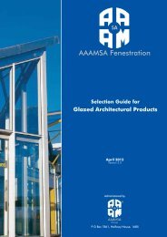 AAAMSA Selection Guide Chapter 10 Quality Assurance Certificates ...
