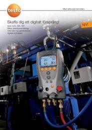 Skaffa dig ett digitalt försprång! - Nordtec Instrument AB