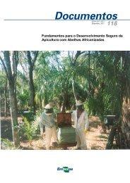 Fundamentos para o Desenvolvimento Seguro da Apicultura com ...