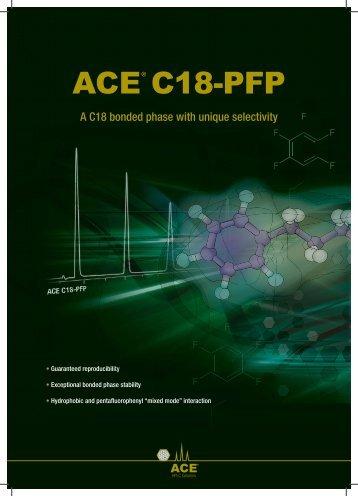 ACE PFP Brochure - Winlab.com.au