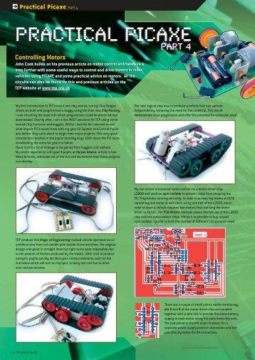 Controlling Motors - TEP.org.uk