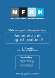 program 2010-02.indd - Og Bedre Skal Vi Bli