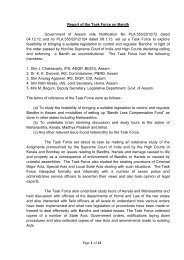 1.Report of Task Force on Bandh.pdf - Assam Online Portal