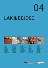 LAK & BEJDSE - C. Flauenskjold A/S