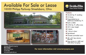 10320 Phillipp Parkway.indd - Terry Coyne