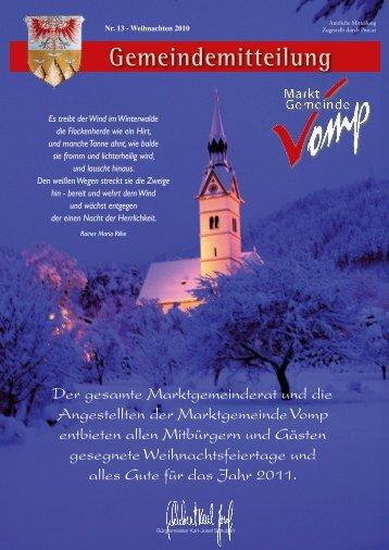 (682 KB) - .PDF - Gemeinde Vomp