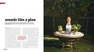 sounds like a plan - Julianne's Paleo & Zone Nutrition
