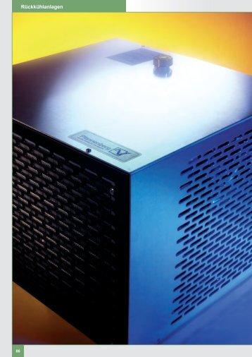 Rückkühlanlagen - IKS-Sottrum