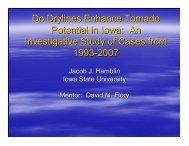 Thesis Presentation - Iowa State University