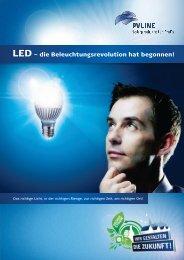 LED – die Beleuchtungsrevolution hat begonnen! - Sachwert Zentrum