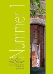 Aktuelle Ausgabe lesen - AQUENSIS-Verlag Pressebüro Baden ...