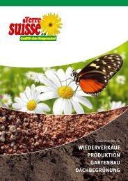 WIEDERVERKAUF PRODUKTION GARTENBAU ... - Terre Suisse AG