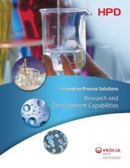 HPD R&D BROCHURE 9-24:Layout 1 - Veolia Water Solutions ...
