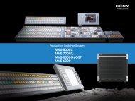 MVS Brochure - Rexfilm