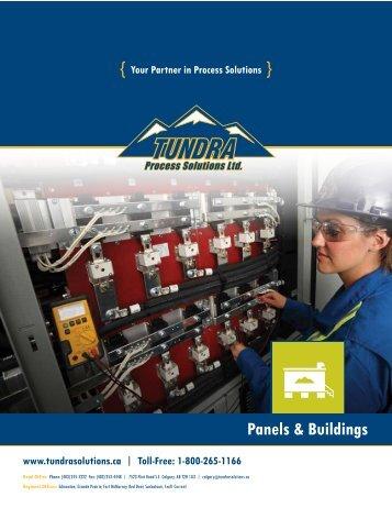 Panels & Buildings Brochure