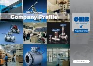 OMB Company Profile - Tundra Process Solutions Ltd.