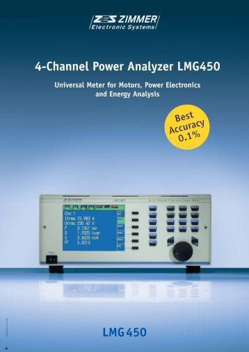 Electrical Network Analyzer : Experiment familiarization with the network analyzer