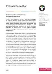 Das Schornsteinfegerhandwerk startet neue Ausbildungsoffensive