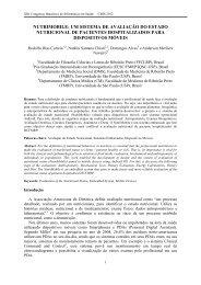 nutrimobile: um sistema de avaliação do estado nutricional ... - SBIS