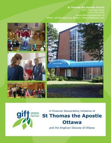 ST.THOMAS -OTTAWA.pdf - Growing in Faith Together