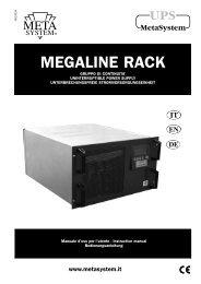 Megaline Rack.pdf - Meta System Deutschland