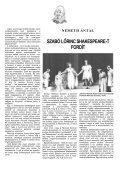 kizökkent a szöveg... - Színház.net - Page 7