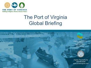 July Global Briefing - Wdscapps.caf.wvu.edu