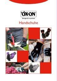 OX-ON Handschuhe - Hoffmann Arbeitsschutz Rotenburg