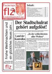 flz - Zentralverein der Wiener Lehrerschaft