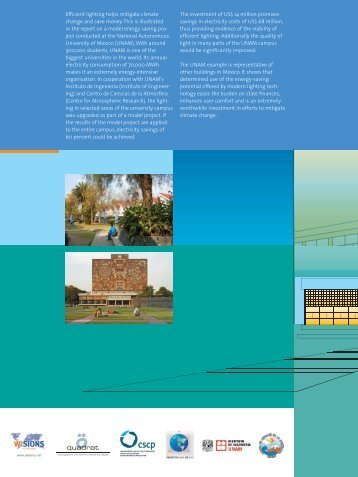 UNAM - WISIONS of Sustainability