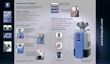 www .bioquell.com - APEX Laboratory Equipment Company