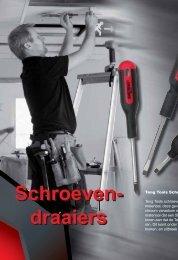 Schroevendraaiers & bitsen - Matrho BV & Matrho Tools BV