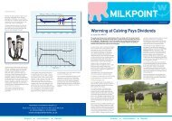 Worming at Calving Pays Dividends - Westpoint Veterinary Group