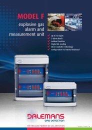 MODEL F - Dalemans Gas Detection