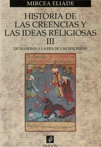 Historia de las Creencias Religiosas 3