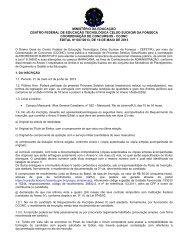edital 007-2013 - CEFET/RJ – Portal de Notícias