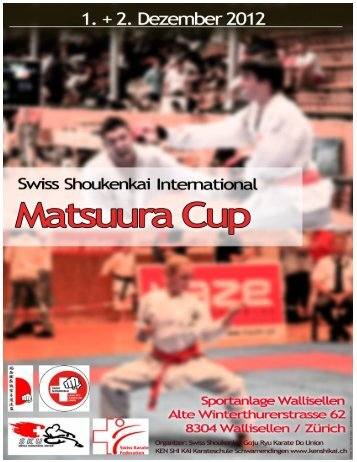 Lire la suite... - Swiss Karate Union