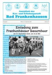 """Die """"Hausmänner"""" - Bad Frankenhausen"""