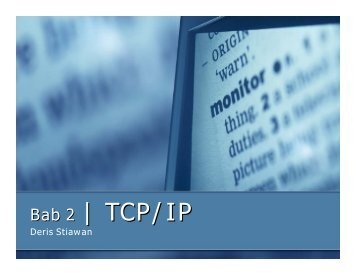 Bab 2 | TCP/IP