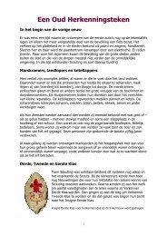 Een Oud Herkenningsteken - kelpin.nl