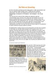 De fiets en Scouting - kelpin.nl