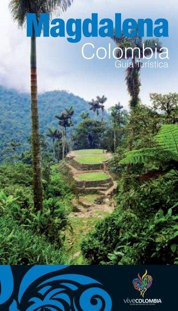 Descargar guía Turística de Magdalena. 8MB - Colombia Travel