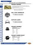 Exhaust Springs Spring Hook Exhaust Accessories ... - Cogeco - Page 4