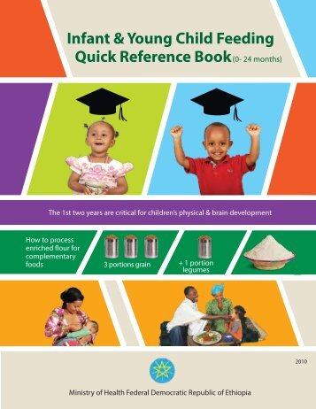 Infant & Young Child Feeding Quick Reference Book ... - Alive & Thrive
