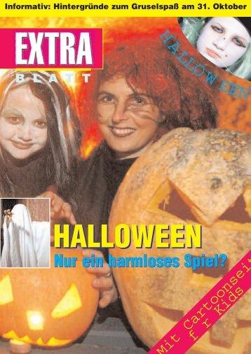 Extrablatt Halloween neu - TextLive