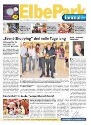 """""""Event-Shopping"""" drei volle Tage lang - Textwerkstatt Dresden"""