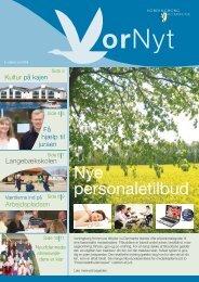 Nye personaletilbud - Vordingborg Kommune