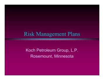 Risk Managment Plan - Flinthillscac.org