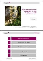 Marke - Teutoburger Wald