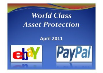 eBay Marketplace - Retail Knowledge
